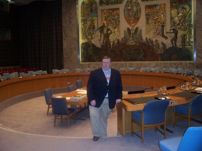 DSM at UNSC
