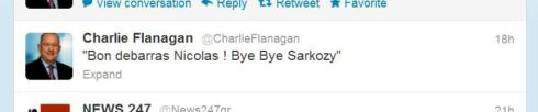 @Charlie Flanagan FG Chairman