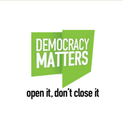 Democracy Matters! Campaign