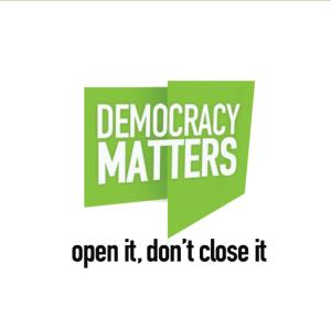Democracy Matters! Campaign