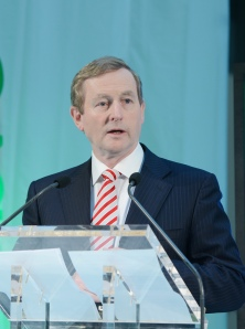 An Taoiseach Enda Kenny (pic taken from FG website)