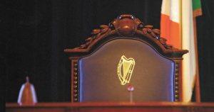The Seanad Chair