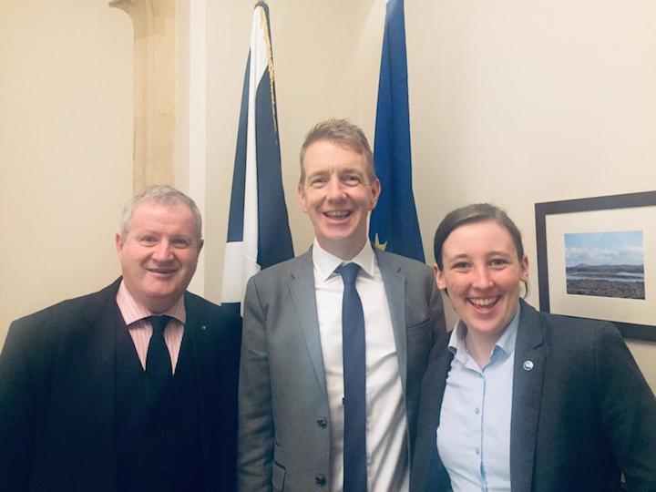 Tiernan with SNP